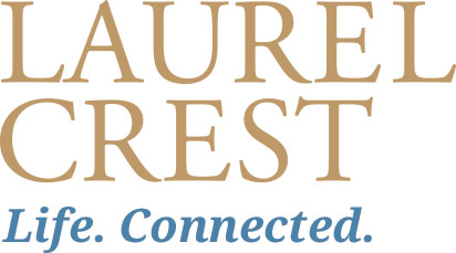 Laurel Crest Logo